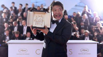 """Јапонецот Хироказу Коре- Еда е годинашниот добитник на """"Златната палма"""" во Кан"""