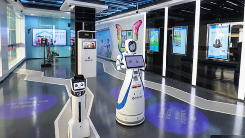 Шангај ја доби првата роботска банка – клиентите ги …