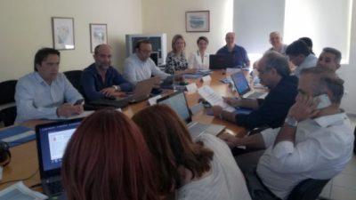 """Интензивни подготовки за реализација на проектот """"Биоотпад"""""""