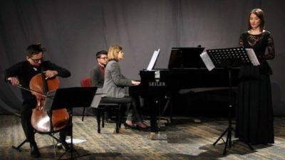Трио Парнасус со целовечерен концерт во Штип
