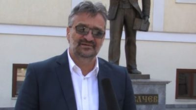 """(Видео) Универзитетот """"Гоце Делчев"""" го доби својот прв академик"""