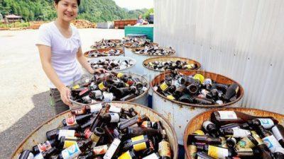 Камикацу – градот кој не произведува ѓубре