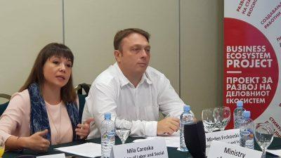 УСАИД и МТСП ќе ги предводат напорите за развојот на работната сила во Македонија