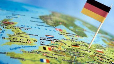 Германската економија во пораст, особено градежништвото