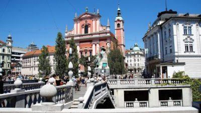 Највисоките плати во регионов се во Словенија, најниските во Македонија