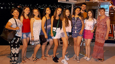 Најдобрите ученици од Кочани на бесплатно летување во Хрватска