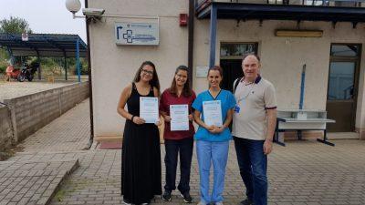 Реализирана летна практика од страна на студентите од Ветеринарниот факултет во Софија (Бугарија)