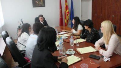 Координативен состанок на билатерален проект на УГД и Универзитетот во Шенјанг, НР Кина