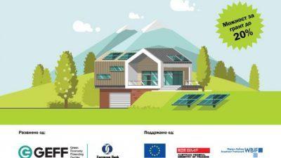 Унапредување на енергетската ефикасност во домаќинствата