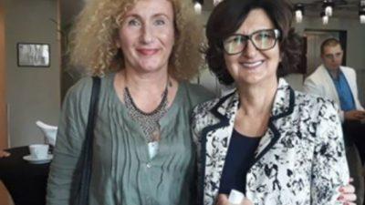 Проф. д-р Ленче Милошева учествуваше на семинари за експерти од областа на психотерапијата, клиничката психологија и психијатријата