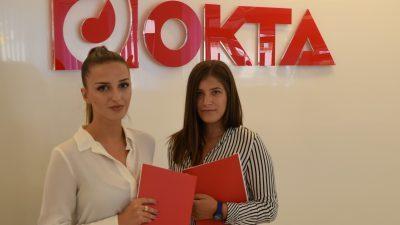 ОКТА и Хеленик Петролеум доделија две стипендии за постдипломски студии во Грција