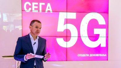 Македонски Телеком го изведе првото 5G демо во Македонија