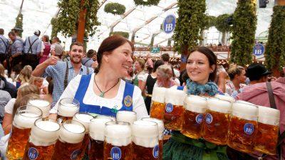 Почнува Октоберфест: Една кригла пиво чини дури 11,1 …