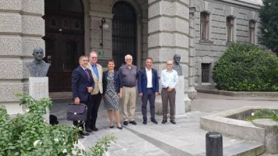 УЈИЕ: Извршниот комитет на Одборот на Универзитетот го одржа 30.состанок во Словенија