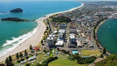 Во Нов Зеланд се продава цел град