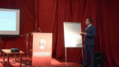 Предавање од проф. д-р Хозе Караско (Шпанија) во Свети Николе