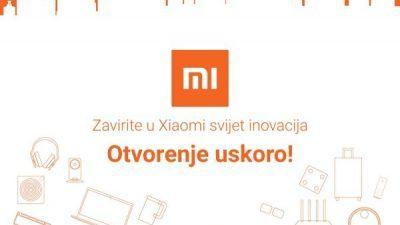 Xiaomi ја отвора првата Mi Store во Хрватска