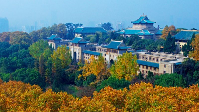 Wuhan University Scholarships for International Students in China
