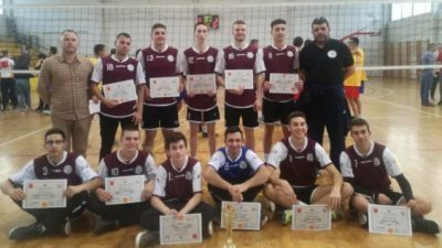 Одбојкарите на УГД освоија прво место на меѓународен турнир за млади
