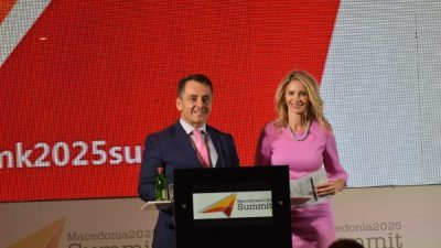 Официјално отворен Самитот Македонија 2025, најзначајниот бизнис настан во земјата и регионот