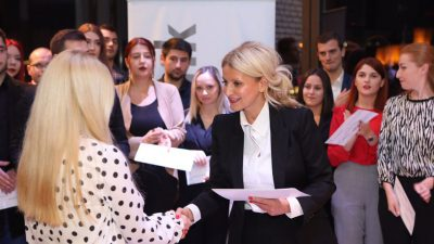 Еуролинк осигурување додели 30 стипендии за …