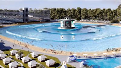 ВИДЕО: Австралија ја доби првата машина во светот која прави секакви вештачки бранови