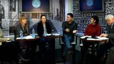 (Видео) Дебата за борбата против лажните вести и корупцијата
