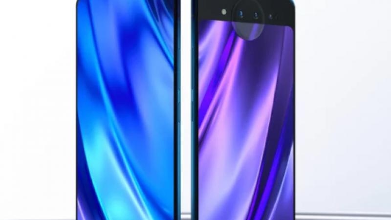Кинеската компанија претстави телефон со два екрани