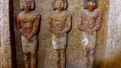 Во Египет откриена приватна гробница, стара 4.400 години