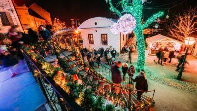 Forbes го рангираше Загреб како најдобра адвентска дестинација во Европа