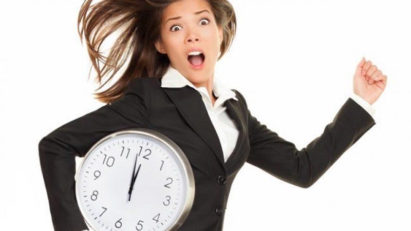Можеби мислите дека доцнењето е безопасно, но еве што …