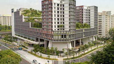 Пензионерски дом во Сингапур прекриен со зеленило е прогласен за зграда на годината 2018!