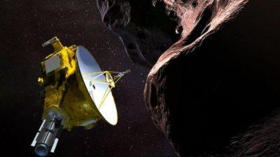 Што се има на крајот од Нашиот сончев систем ?