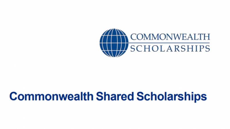 Commonwealth master's study shared scholarships