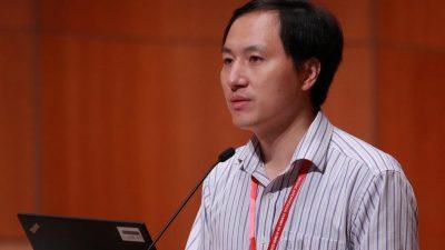 Кинески научник доби отказ поради ГМО-бебиња, го чека …