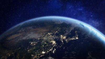 Светскиот магнетен модел брзо се менува: Северниот …