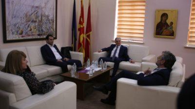 (Видео) Потпишан договор за соработка со Општина Прилеп