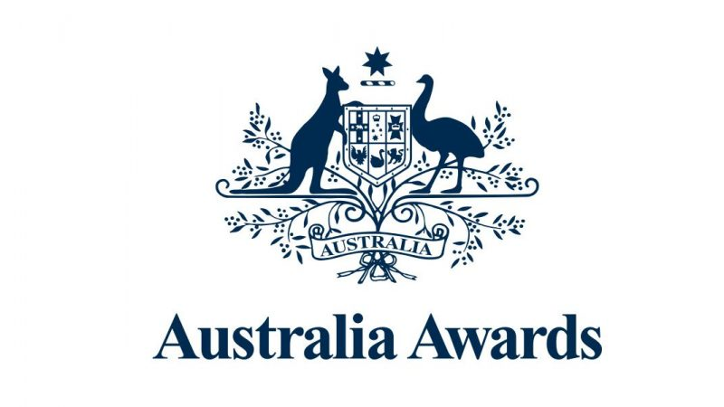 Australia awards scholarships 2020