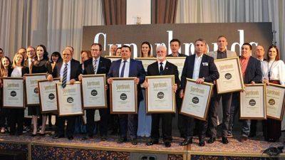 УТМС по трет пат прогласен за Superbrands во високото образование