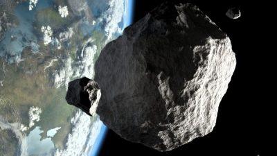 Астероидите двојно повеќе паѓаат на Земјата отколку …
