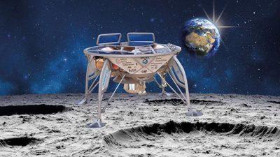 Првиот приватен робот тргна кон Месечината