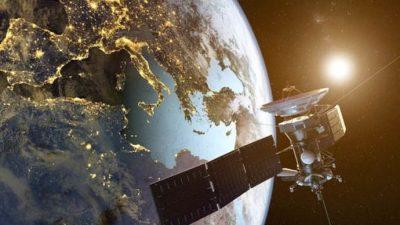 Руски сателит забележа таинствени светлосни …