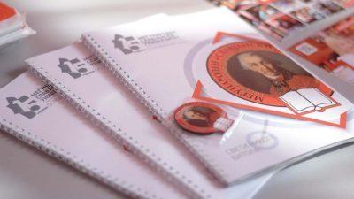 """Меѓународен Славјански Универзитет """"Г. Р. Державин"""" започна со презентирањето на своите наставни програми пред матурантите"""