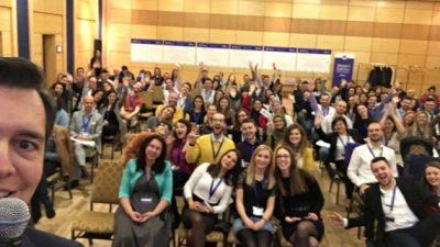 УГД на Генералното собрание на Western Balkans Alumni Association