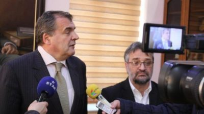 Министерот Зоран Шапуриќ во посета на УГД
