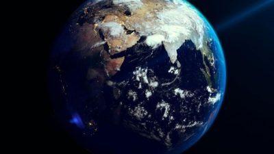 Сателитски снимки покажуваат каде Земјата е најзагадена