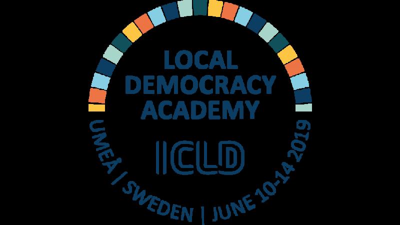 Local Democracy Academy in Swedan