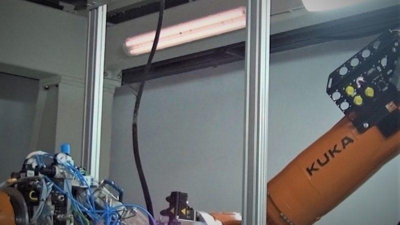"""Роботите на """"Микросам"""" изработени во соработка со НАСА можат да работат и во веслената"""
