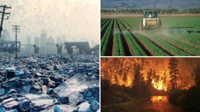 Планетата до работ на пропаст: Природата се распаѓа, гладот ќе протера 700 милиони луѓе бидејќи во нивните земји нема да може да се живее