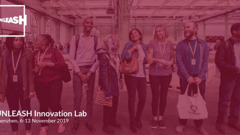 Apply for unleash 2019 innovation lab